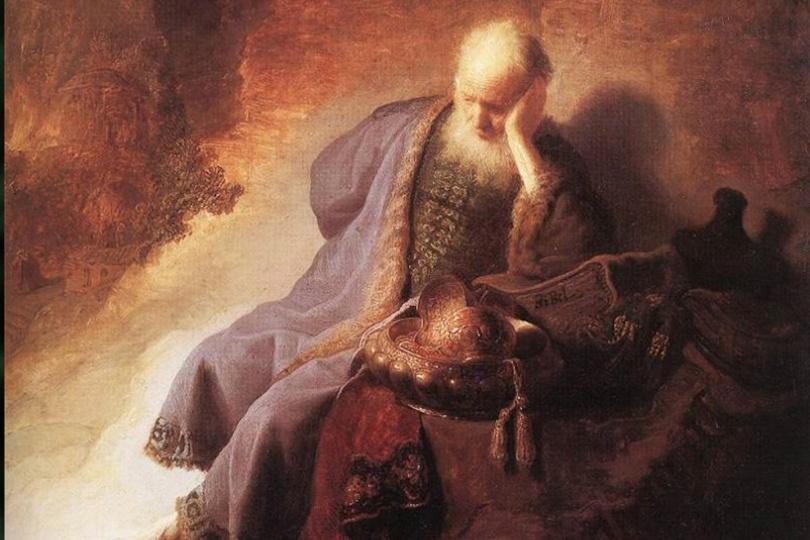 Znalezione obrazy dla zapytania Jeremiasz