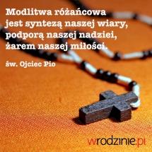 M 212 Rozaniec Ojciec Pio